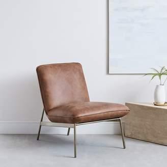 west elm Brooks Slipper Chair