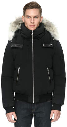 Soia & Kyo DAMIEN-C classic down jacket with removable sleeves