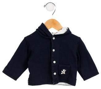 Ralph Lauren Boys' Hooded Embroidered Sweatshirt