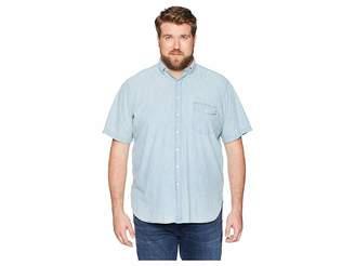 Polo Ralph Lauren Big Tall Chambray Short Sleeve Sport Shirt