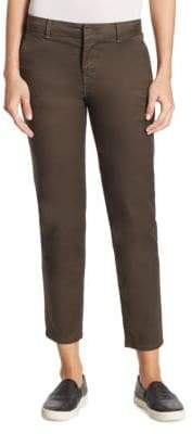 Vince Chino Straight-Leg Jeans