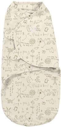 Summer Infant, Inc Summer Infant Organic Cotton Swaddleme - Bunny