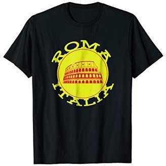 Colosseum Roma Shirt Rome Italy Souvenir Gift Clothes