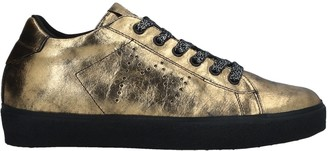 Leather Crown Low-tops & sneakers - Item 11384966WU