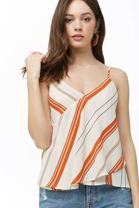Forever 21 Striped Cami Top