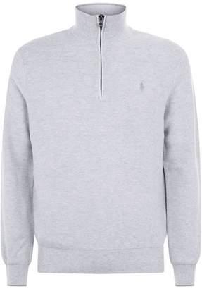 Polo Ralph Lauren Knit Zip-Up Sweater