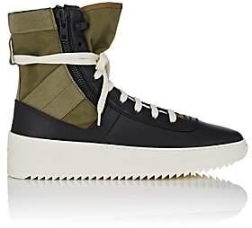 Fear Of God Men's Jungle Nylon & Leather Sneakers - Black
