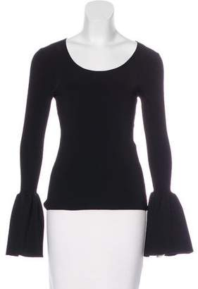 Elizabeth and James Willow Bell Sleeve Top