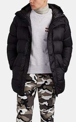 Canada Goose Men's Vernon Down-Quilted Tech-Taffeta Parka - Black
