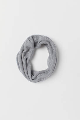 H&M Fine-knit Wool Tube Scarf