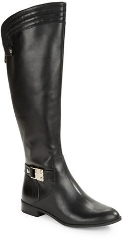 Anne KleinAnne Klein Kaydon Leather Boots