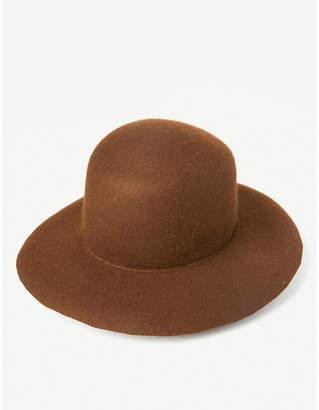 Albertus Swanepoel Salome felt prairie hat
