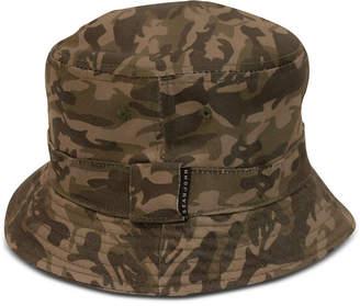 Sean John Men Washed Camo Bucket Hat