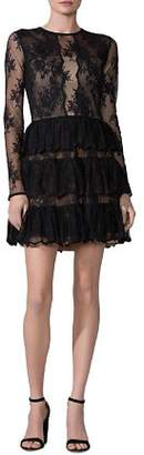 Bailey 44 Riviera Tiered Lace Dress