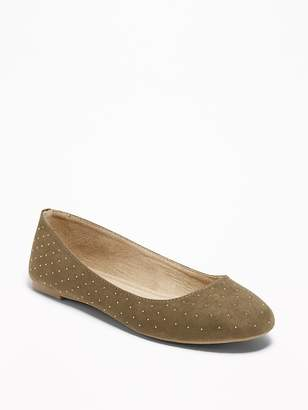 Old Navy Studded Ballet Flats for Women