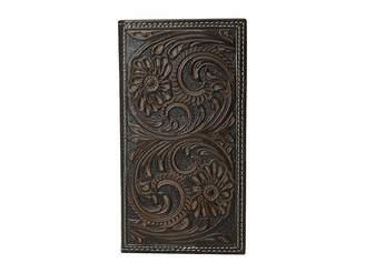 M&F Western Floral Embossed Rodeo Wallet
