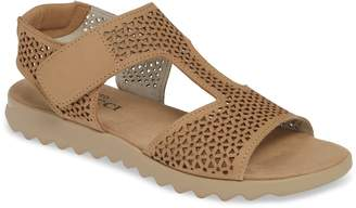 Sesto Meucci Tootie Perforated Sandal
