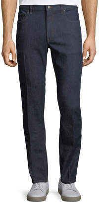 Ermenegildo Zegna Five-Pocket Stretch-Cotton Denim Jeans