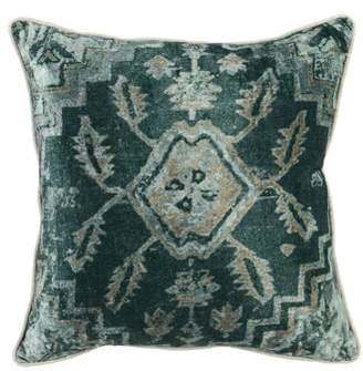 Villa Home Collection Vera Velvet Accent Pillow