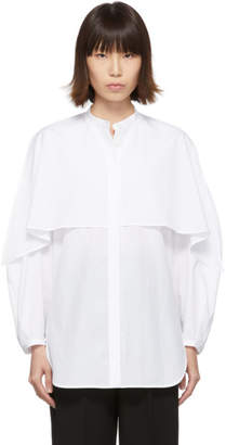 Enfold White Broad Shirt