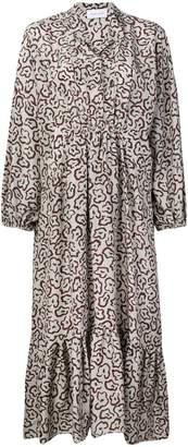 Christian Wijnants Dayam leopard print dress