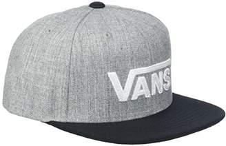 772a05f3 at Amazon.co.uk · Vans Boy's Drop V Ii Snapback Cap, (Heather Grey-Black ...