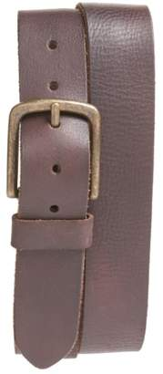 John Varvatos Leather Belt