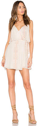 The Jetset Diaries Halcyon Mini Dress