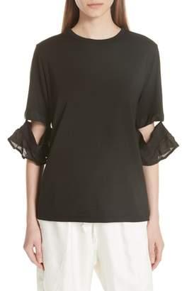 Clu Open Sleeve Top