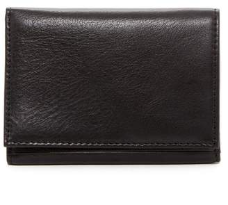 Bosca Trifold Leather Wallet