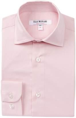 Isaac Mizrahi Dress Shirt (Toddler, Little Boys & Big Boys)
