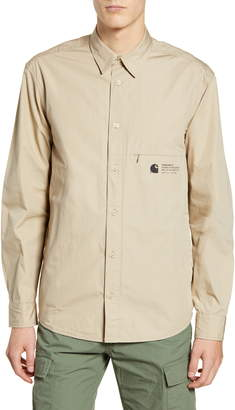 Carhartt Work In Progress Coleman Button-Up Shirt