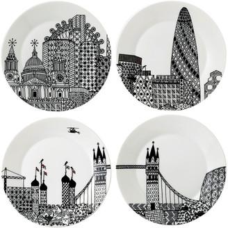 Royal Doulton London Calling Plates