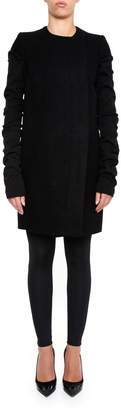 Rick Owens Wool Cloth Coat