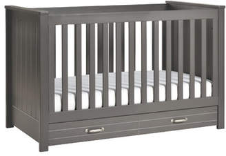 DaVinci Asher 3-in-1 Convertible Crib with Storage
