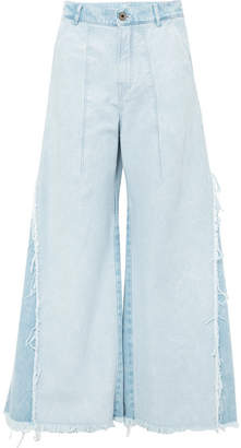 Chloé - Distressed Jeans - Blue