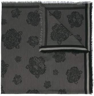 Kenzo multi tiger scarf