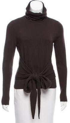 Valentino Wool Turtleneck Sweater