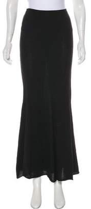 Jean Paul Gaultier Maxi Knit Skirt