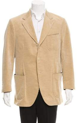 Brunello Cucinelli Three-Button Corduroy Sport Coat
