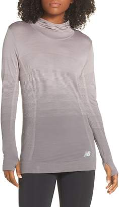New Balance Ombre Hoodie