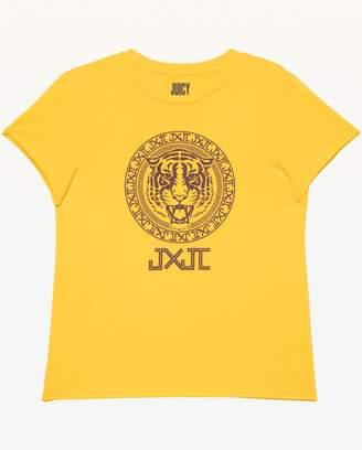 Juicy Couture JXJC Tiger Emblem Tee