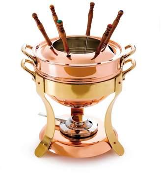 Mauviel Mtradition Fondue Pot