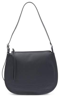 AllSaints Cooper Leather Hobo Shoulder Bag