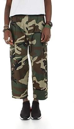 Obey Men's Fubar Big fits Cargo Pant