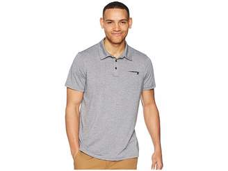 Rip Curl New Age Vapor Cool Polo Men's Short Sleeve Button Up