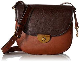 Fossil Emi Saddle Bag $114.99 thestylecure.com