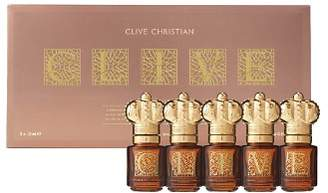 Clive Christian Private Collection Feminine Large Perfume Spray Traveler Gift Set