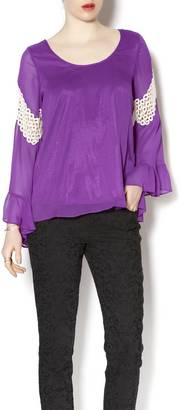 Vava by Joy Hahn Belle Top $64.98 thestylecure.com