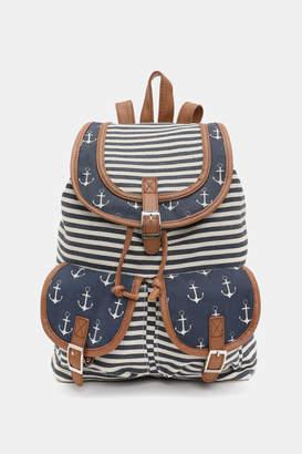 Ardene Nautical Backpack